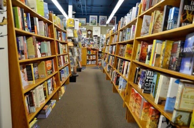 island bookstore mackinac island
