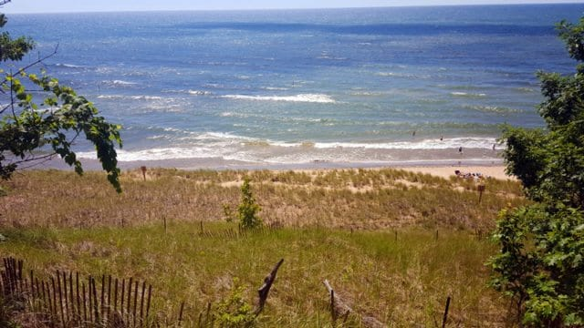 Lake Michigan Beaches Worth a Look on the West Side - Kirk Park, West Olive