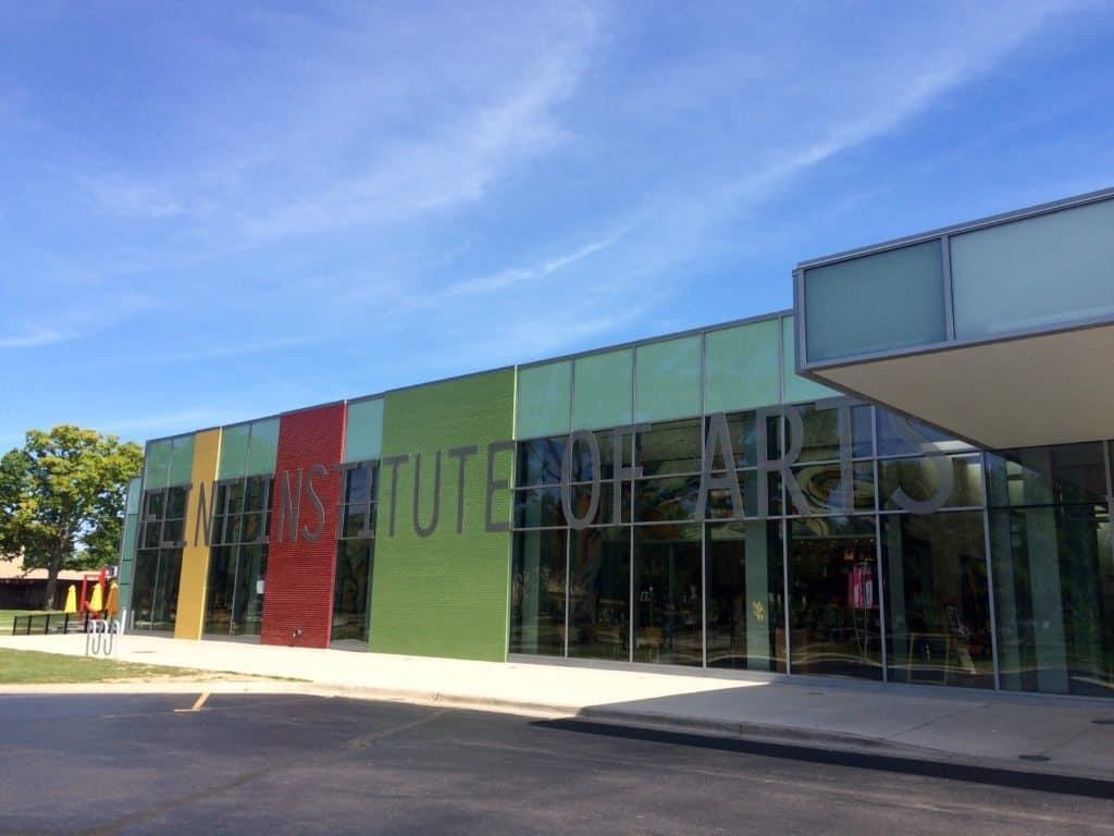 Flint Institute of Arts. Photo courtesy of Joanna Dueweke.