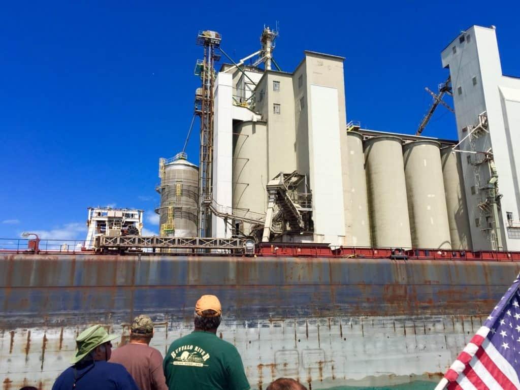 Lady Huron II, Great Lakes, Port Huron - Joel Heckaman - The Awesome Mitten