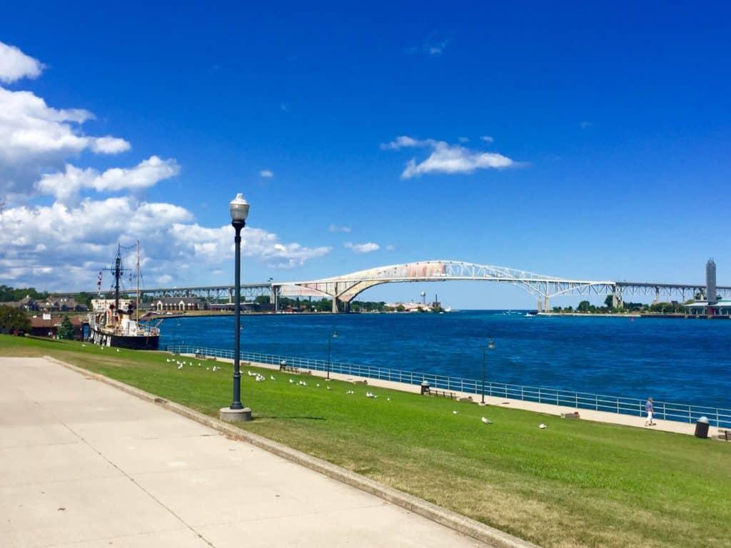 Pine Grove Park, Port Huron - Joel Heckaman - The Awesome Mitten