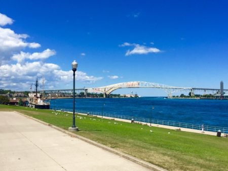 Walking Through Centuries: A Port Huron History Lesson