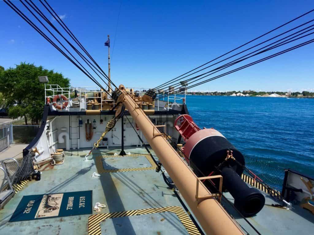 US Coast Guard Cutter Bramble, Port Huron - Joel Heckaman - The Awesome Mitten