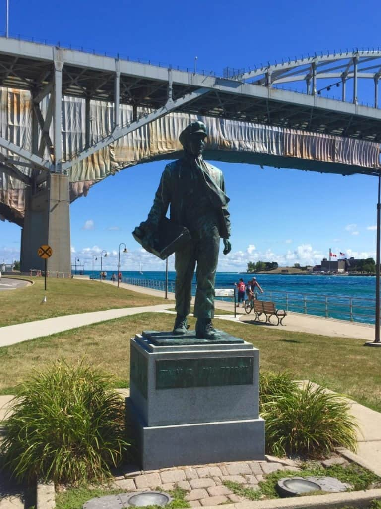 Thomas Edison, Port Huron - Joel Heckaman - The Awesome Mitten