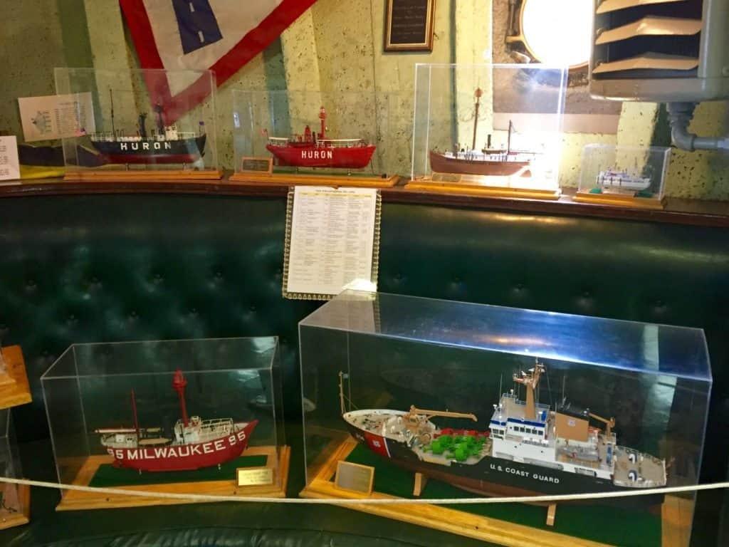 Huron Lightship, Great Lakes, Port Huron - Joel Heckaman - The Awesome Mitten
