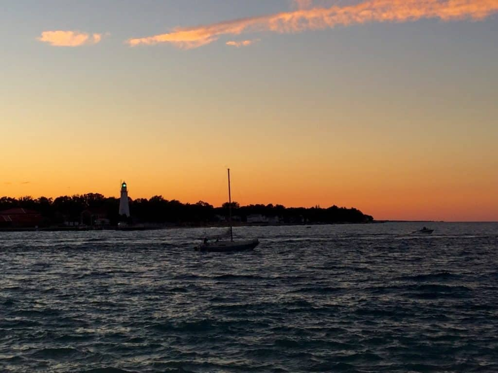 Port Huron, Fort Gratiot Light, Lake Huron - Joel Heckaman - The Awesome Mitten