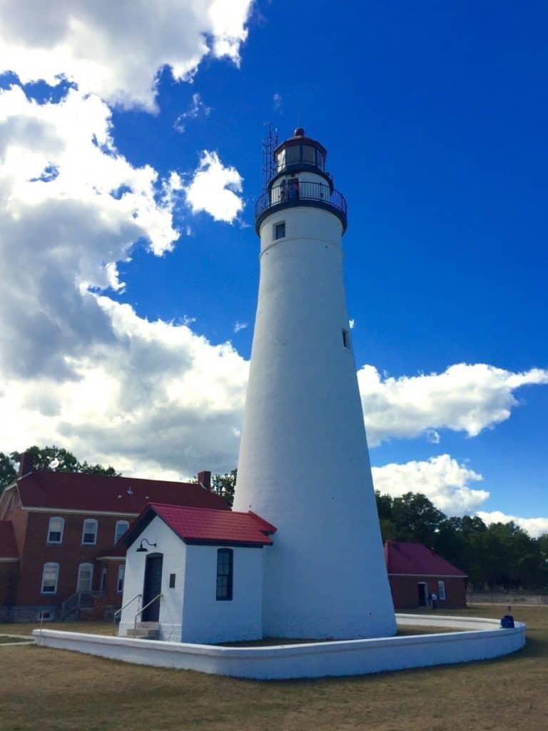 Fort Gratiot Lighthouse, Port Huron - Joel Heckaman - The Awesome Mitten