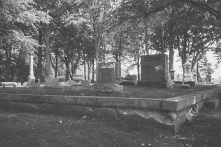 The Creepiest Cemeteries in West Michigan