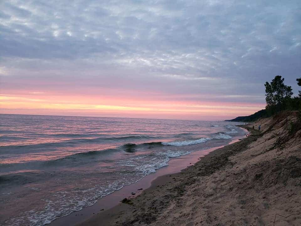 best Lake Michigan beaches in West Michigan: Saugatuck Dunes State Park