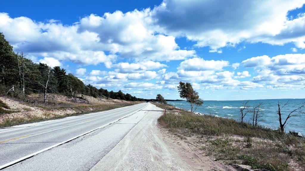 best Lake Michigan beaches in the Upper Peninsula: Moran Michigan