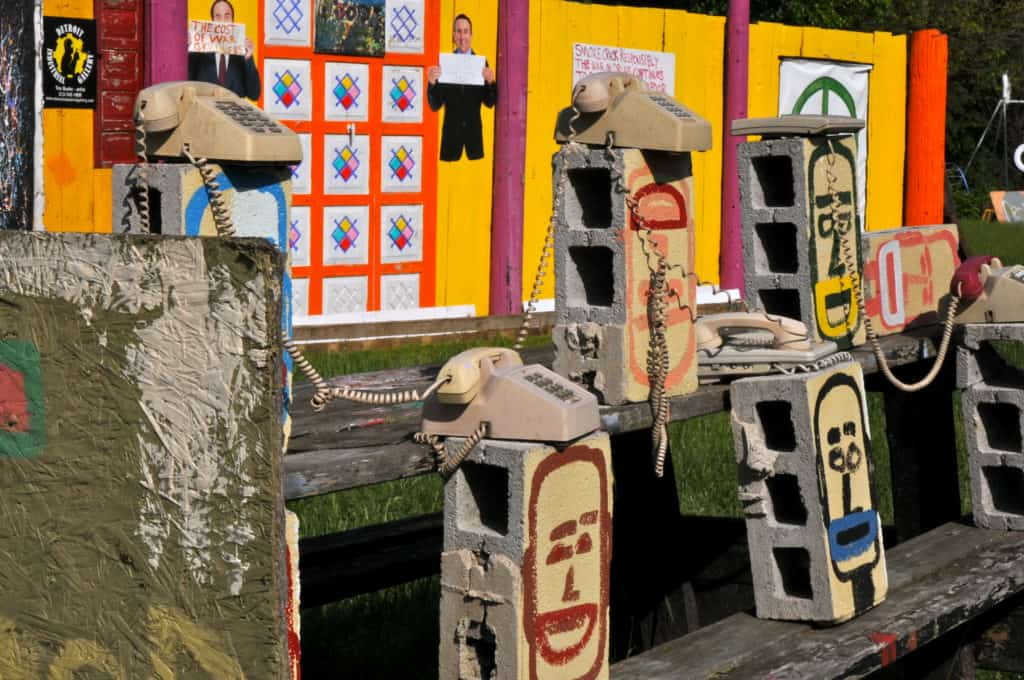 photo by danielle turcotte 5813522697 o Exploring the Heidelberg Project in Detroit