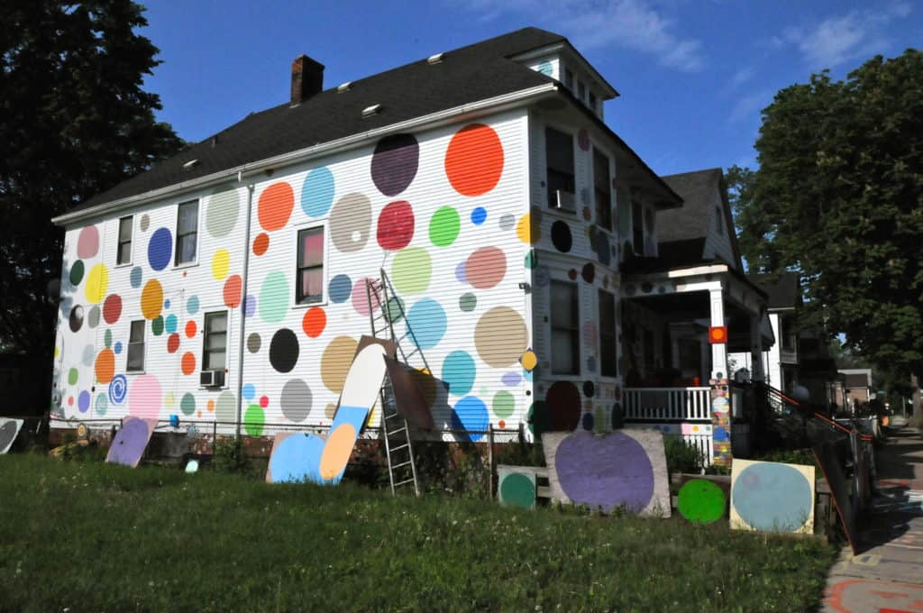 photo by danielle turcotte 5813528807 o Exploring the Heidelberg Project in Detroit