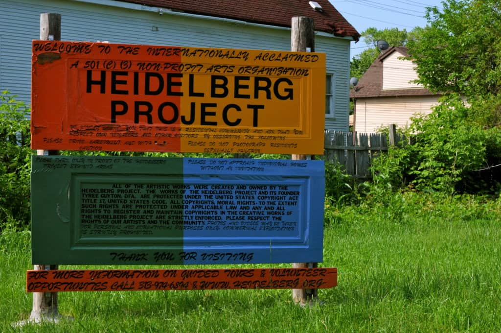 photo by danielle turcotte 5813586099 o Exploring the Heidelberg Project in Detroit