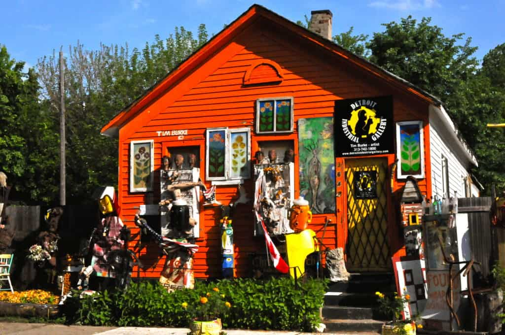 photo by danielle turcotte 5814127788 o Exploring the Heidelberg Project in Detroit