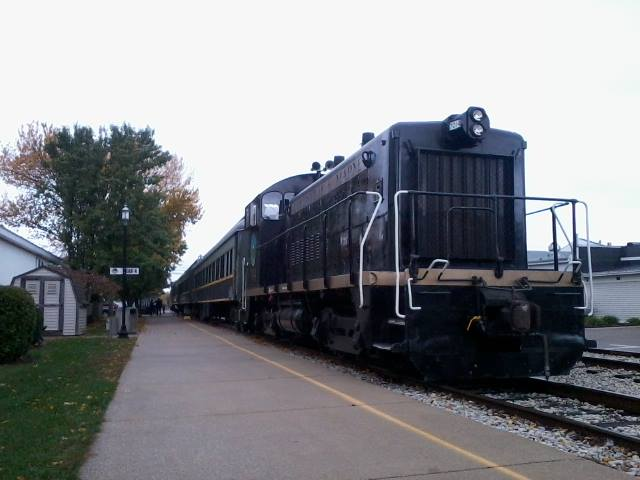 Coopersville Marne Railway Co. - Awesome Mitten