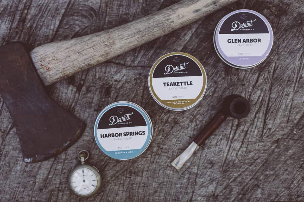 The Awesome Mitten - Detroit Grooming Company
