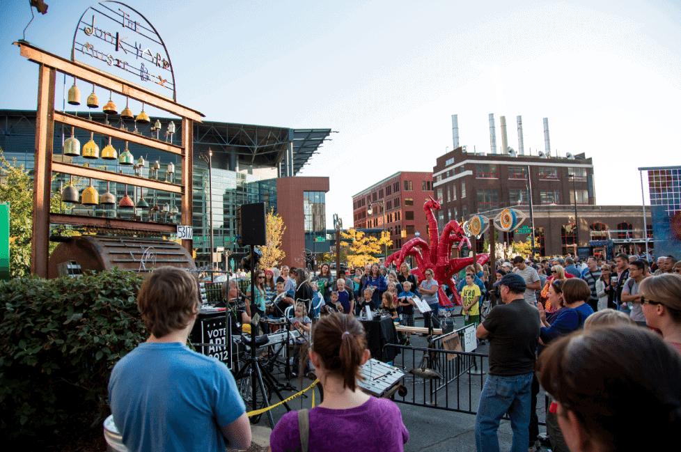 ArtPrize - Grand Rapids - Awesome Mitten
