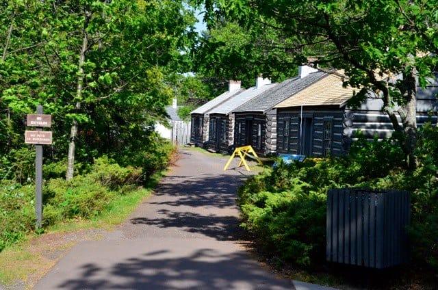 Fort Wilkins State Park Jesse5 Camp at Fort Wilkins Historic State Park