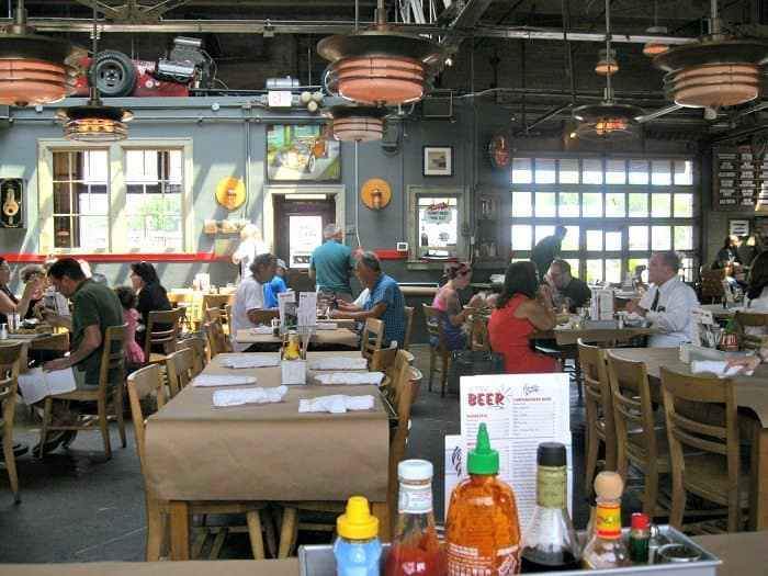 Michigan Gluten-Free Restaurant Vinsetta Garage - The Awesome Mitten