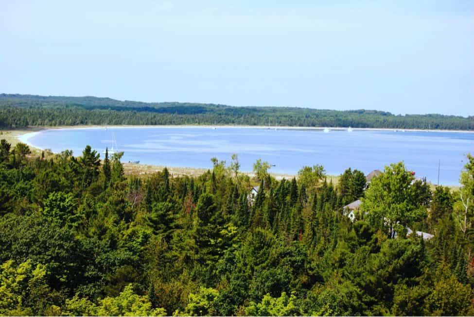South Manitou Island - The Awesome Mitten