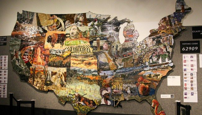 ArtPrize Fall Road Trip - The Awesome Mitten