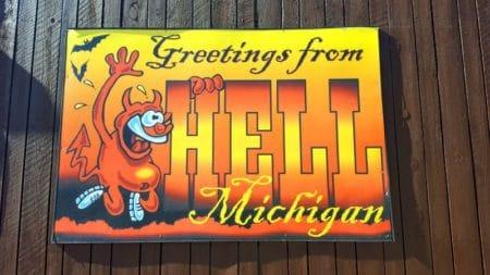 Uncovering Fall Fun in Hell Michigan