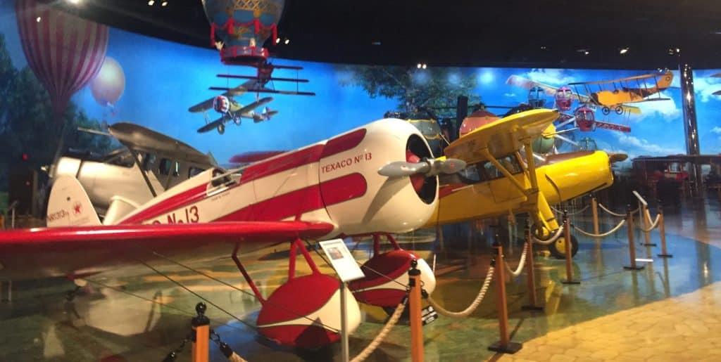 Air Zoo in Kalamazoo