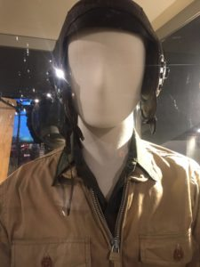 Col. Jackson Sims' Flight Suit - Air Zoo - The Awesome Mitten