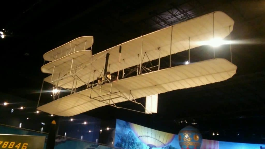 Wright Flyer - Air Zoo - The Awesome Mitten