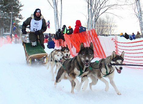 Tahquamenon Country Sled Dog Race