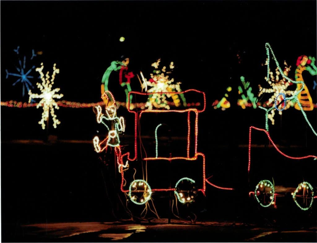 Michigan Holiday Light Displays - The Awesome Mitten