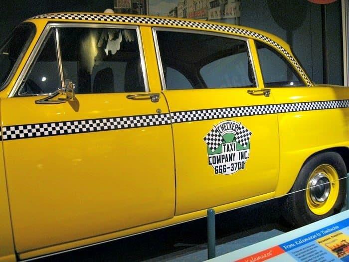 kalamazoo history checker cab