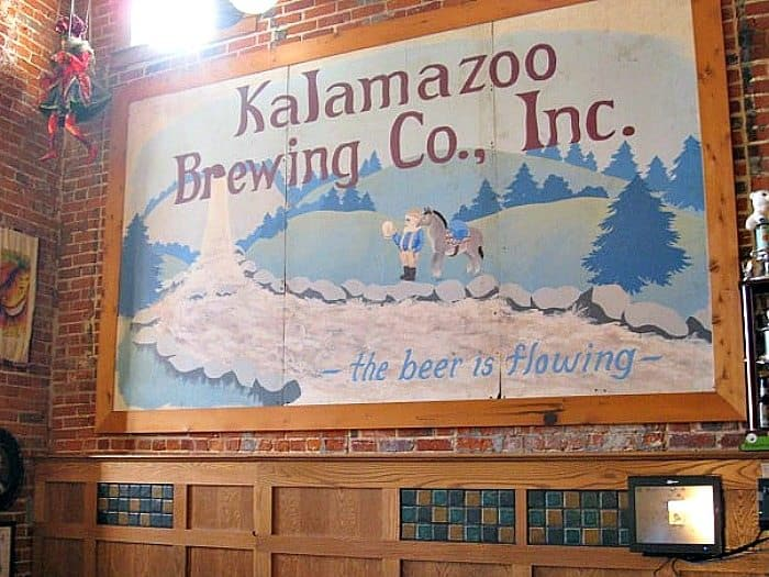 kalamazoo history kalamazo brewing Bell's Brewing