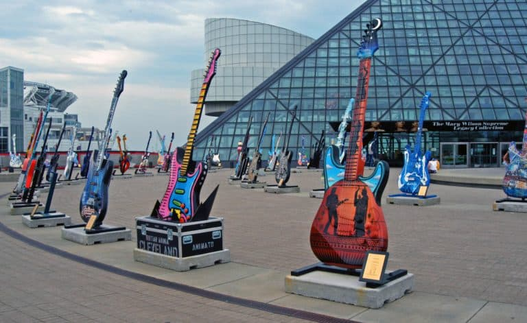 10 Rock & Roll Hall Of Fame Michiganders - The Awesome Mitten