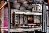 The Railroad - Photo courtesy of the Jewish Virtual Library