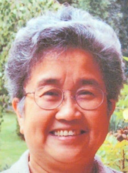 Women's History Month notable Cynthia Yao