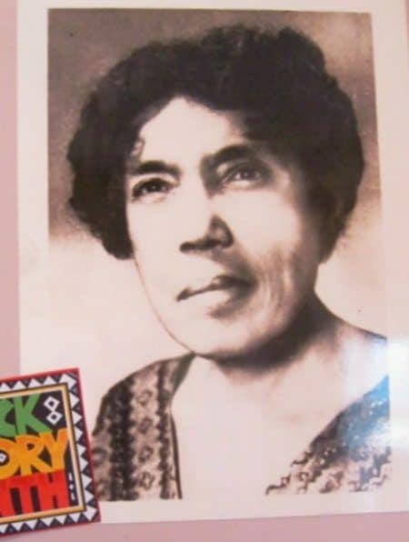 Women's History Month notable Merze Tate