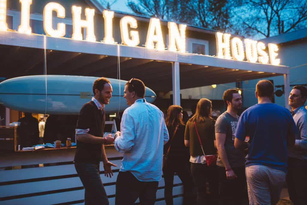 Michigan House: A Collaboration of Creativity for the Mitten Community - The Awesome Mitten