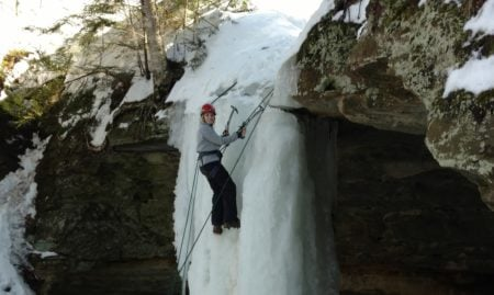 Winter in Munising Michigan | Natural Beauty and Fun Abound