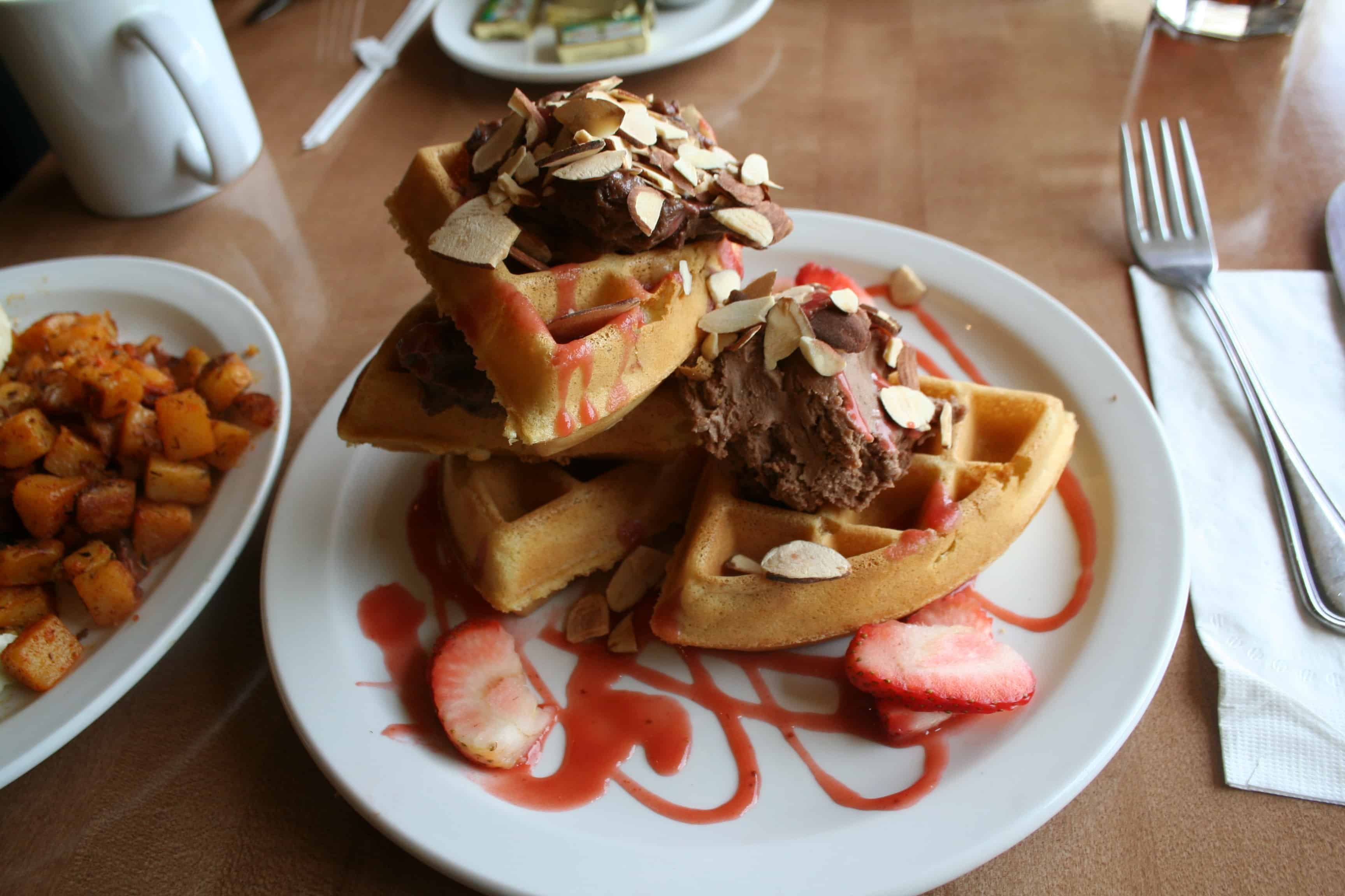 4 Mouth-Watering Waffle Options In West Michigan - The Awesome Mitten