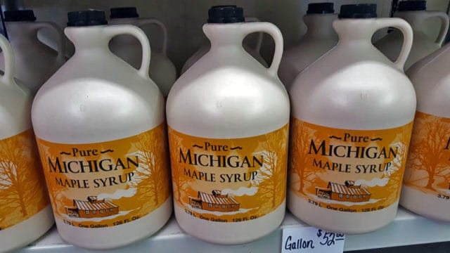 Vermontville Manor, maple syrup - The Awesome Mitten