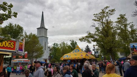 Sweet Fun At The Vermontville Maple Syrup Festival