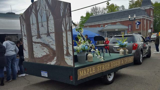 Vermontville Maple Syrup Festival, Children's Parade - The Awesome Mitten