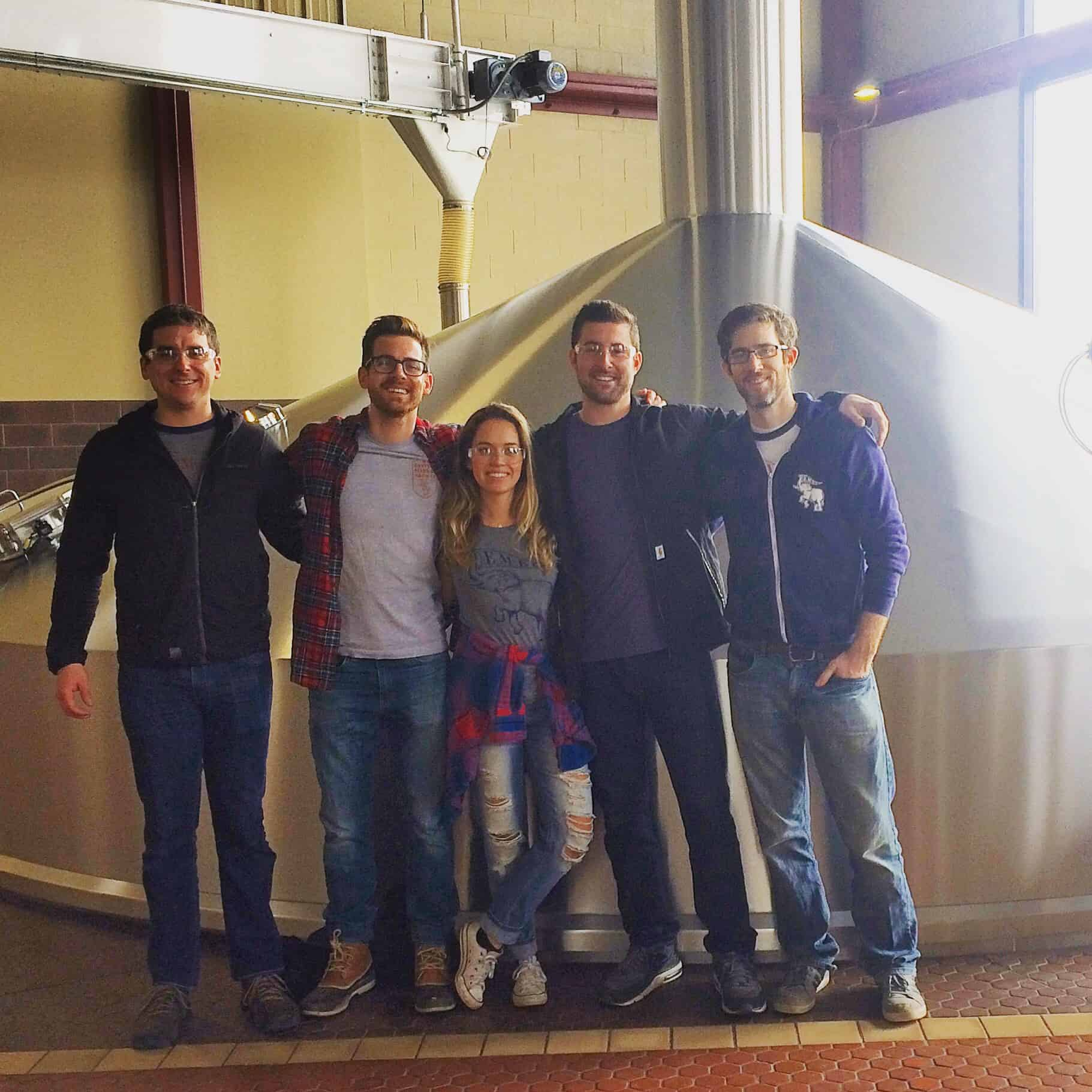 Brew Tour: Eastern Market Brewing Co. - The Awesome Mitten