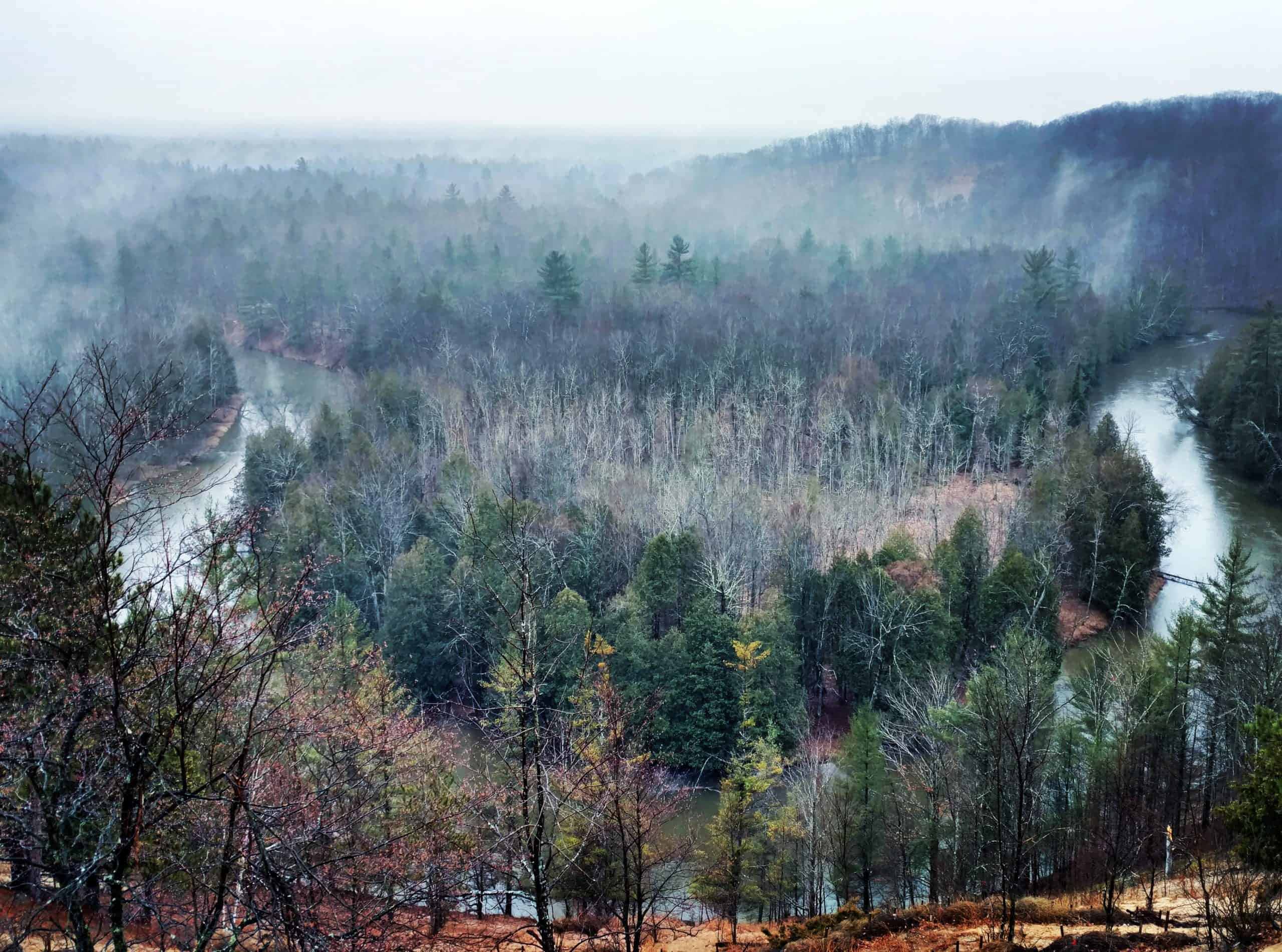 IMG 20170326 171503 654 scaled 6 Best Michigan Hiking Trails in Northwestern Michigan (Lower Peninsula)