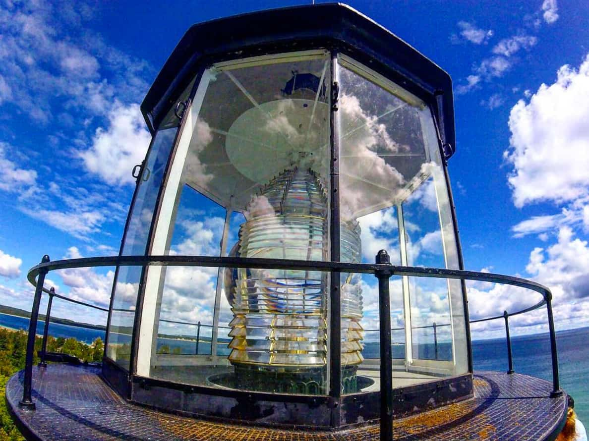 lighthouse Michigan's Most Underrated Lighthouses