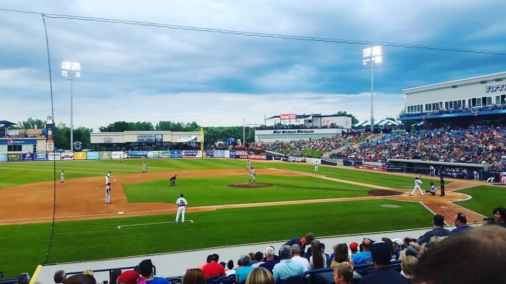 Fifth Third Ballpark in Comstock Park. Photo Courtesy of Michelle LaFave - The Awesome Mitten