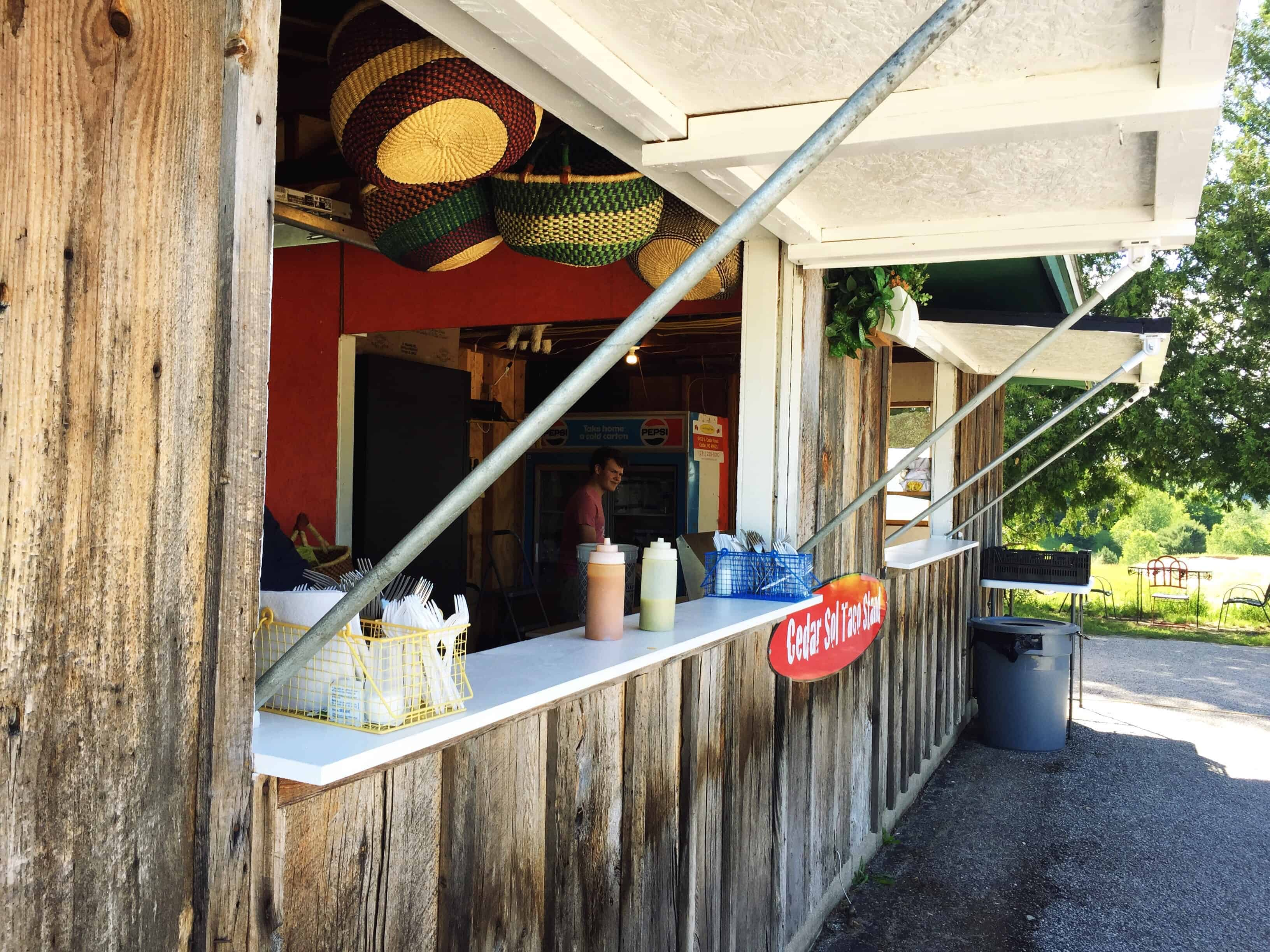 Tantalizing Tacos From A Roadside Stand In Northern Michigan - The Awesome Mitten