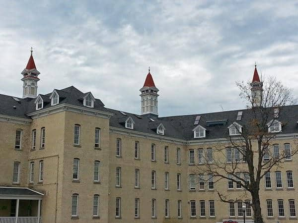 State Hospital 2 3 Shocking Grand Traverse Commons Tours | Traverse City Historical Tours