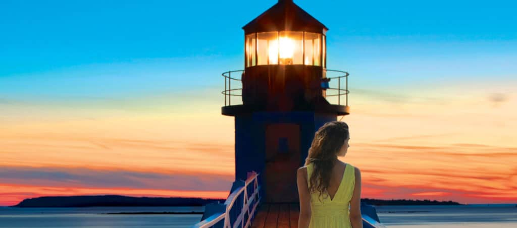 The Lighthouse Keeper by Cynthia Ellingsen